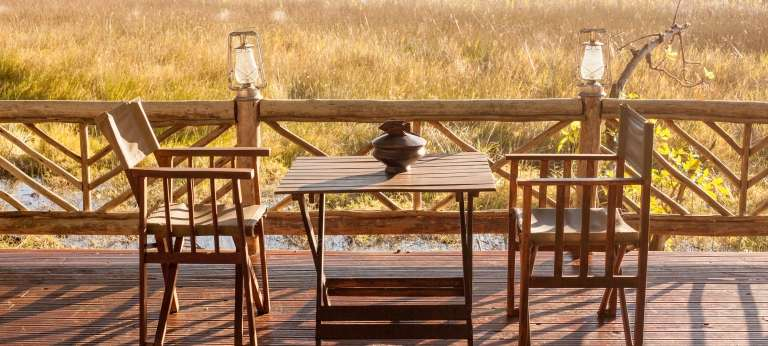 Sabi Sands and Okavango Delta Big Five Tour (8 days)