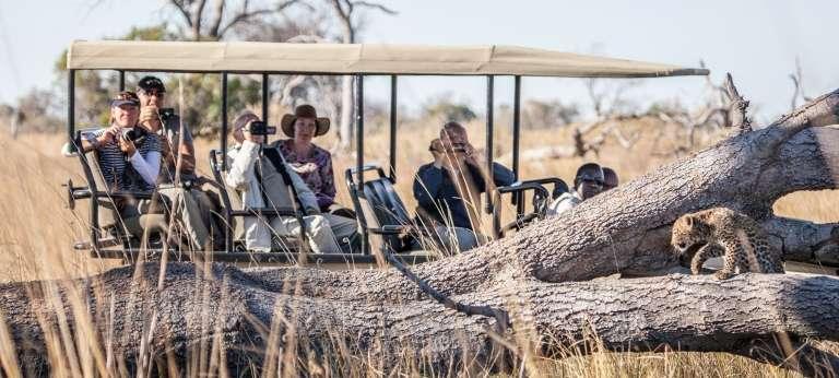 Botswana and Zimbabwe's World Wonders (7 days)