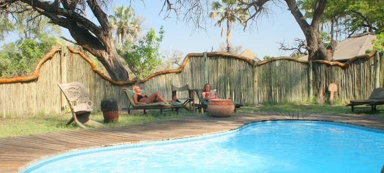 Pom Pom Camp - African Wildlife Safaris