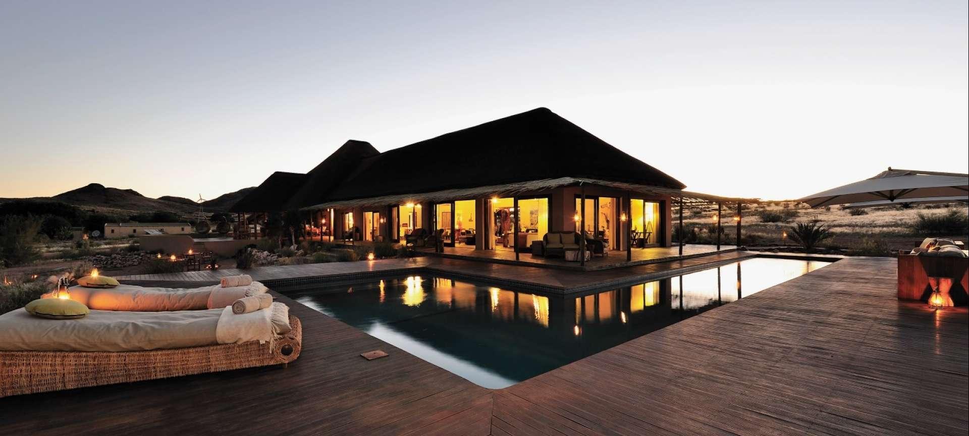 Sandfontein Accommodation