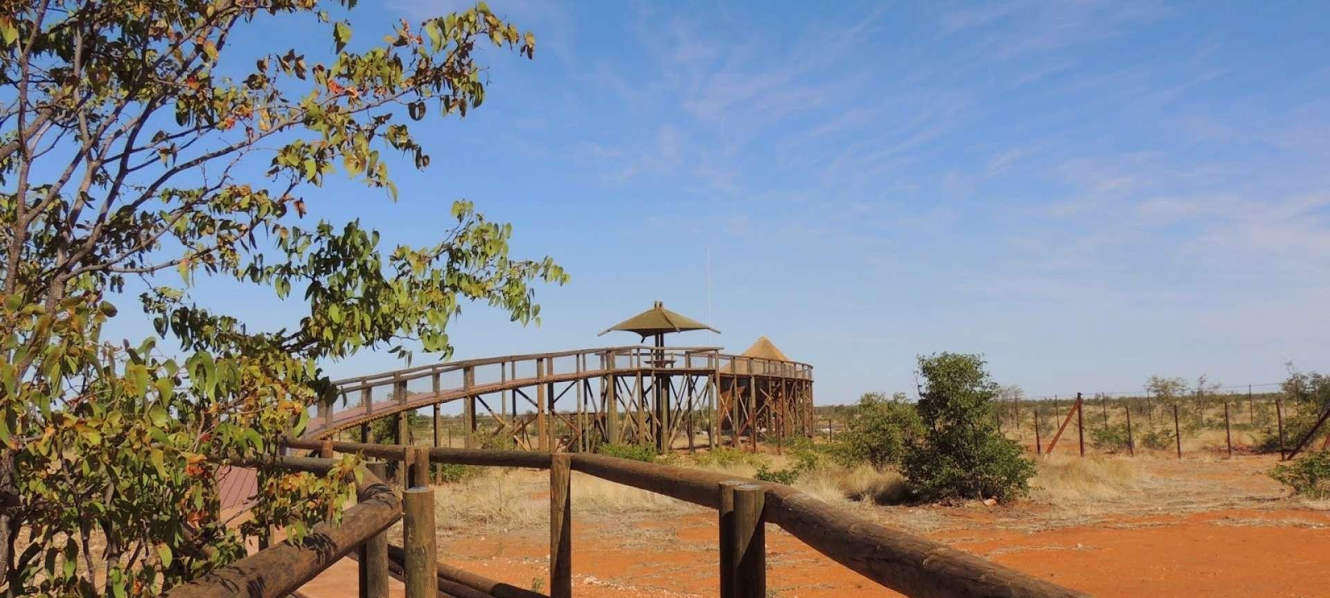 Olifantrus Campsite