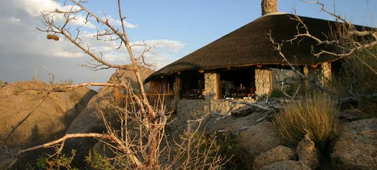 Erongo Wilderness Lodge - Africa Wildlife Safaris