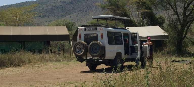 Serengeti Halisi Camp, Serengeti National Park, Tanzania - Africa Wildlife Safaris