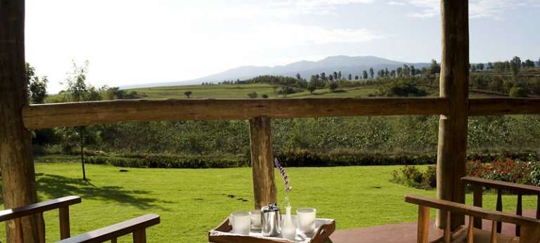Farm House Valley Lodge, Ngorongoro Region, Tanzania - African Wildlife Safaris