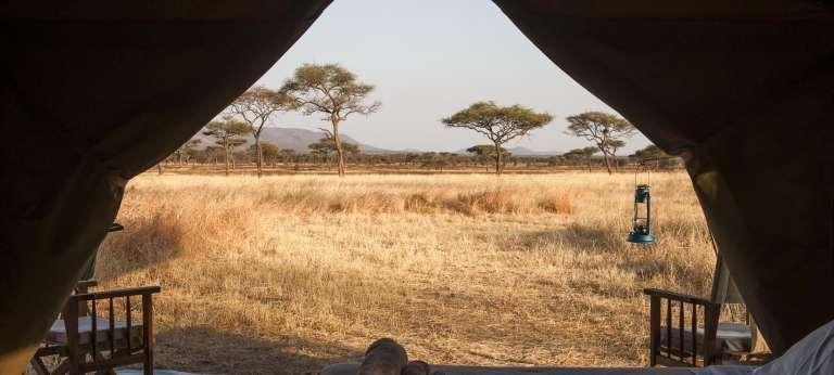 Serengeti Kati Kati Tented Camp - African Wildlife Safaris