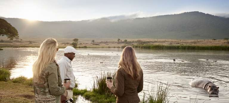 February Calving Season Safari in Tanzania