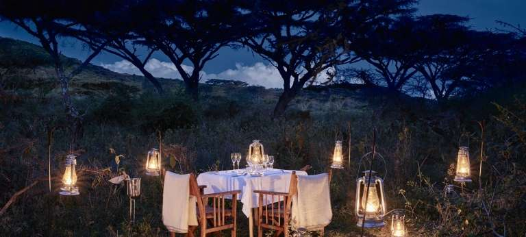 Sanctuary Ngorongoro Crater Camp, Tanzania - African Wildlife Safaris
