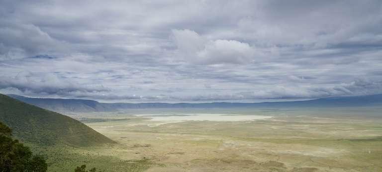 Sanctuary Ngorongoro Crater Camp, Tanzania - African Wildlife Safaris