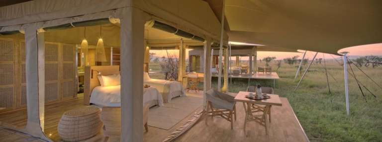 Roving Bushtops - African Wildlife Safaris