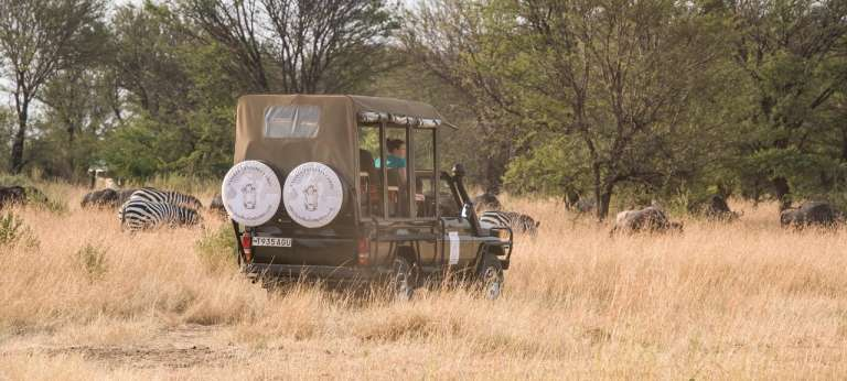 Nasikia Mobile Camp - African Wildlife Safaris