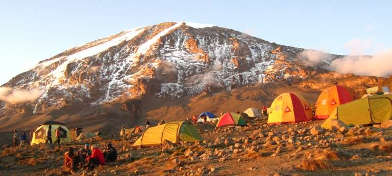Kilimanjaro climb, Machame route - 7 days on the mountain (EA 9 days)