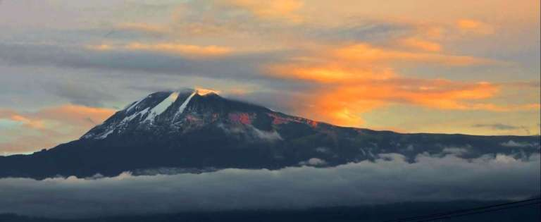 Machame Route Up Kilimanjaro (7 days)