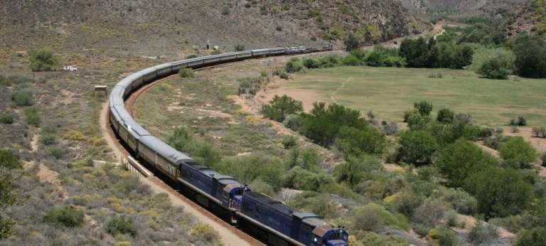 Classic Southern Africa Four-Country Train Journey (12 days)