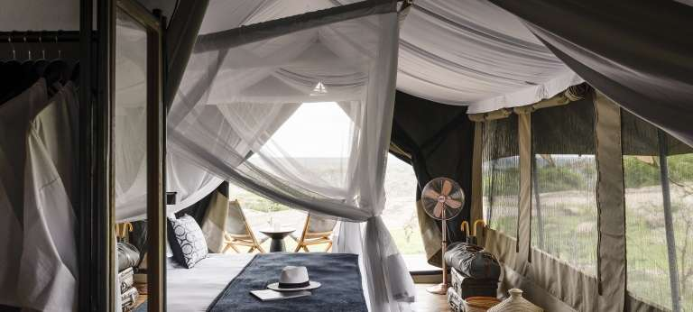 Sanctuary Kichakani Serengeti Camp, Tanzania - African Wildlife Safaris