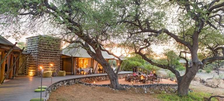 Onguma Tented Camp - Africa Wildlife Safaris