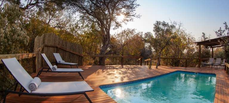 Botswana green season safari