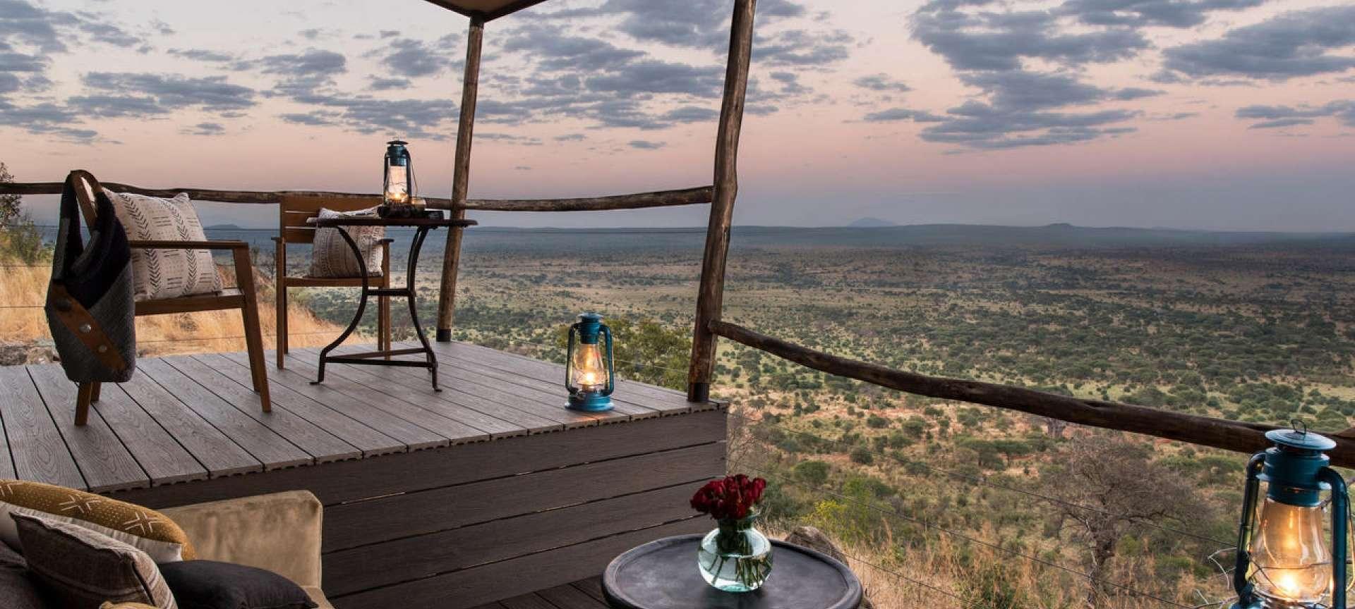 Luxury Safari Lodges in Tanzania