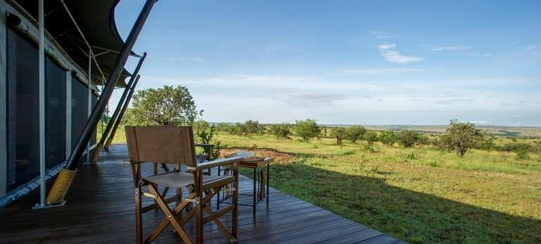 Mara Mara Tented Lodge, Serengeti National Park, Tanzania - African Wildlife Safaris