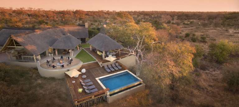 RockFig Safari Lodge, Timbavati Game Reserve - Africa Wildlife Safaris