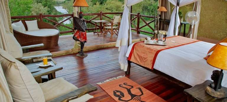 Ashnil Mara Camp, Masai Mara National Reserve, Kenya - Africa Wildlife Safaris