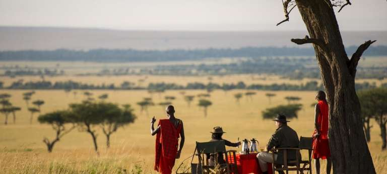Jackleberry Safaris Camp, Masai Mara, Kenya - Africa Wildlife Safaris