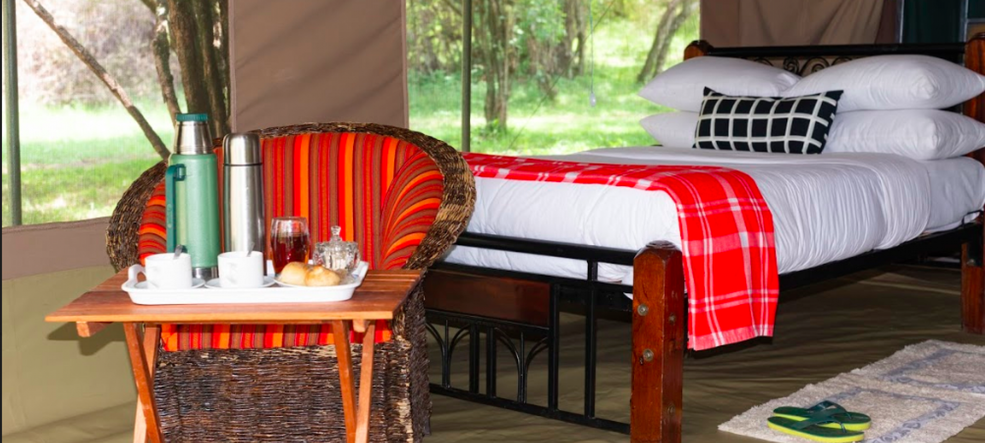 Jackalberry safari camp masai mara