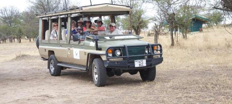 HerdTracker August to October 2020 Wildebeest Migration safari (Value-for-money)