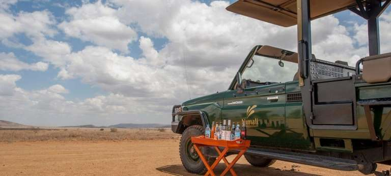 Nimali Central Serengeti, Tanzania - Africa Wildlife Safaris