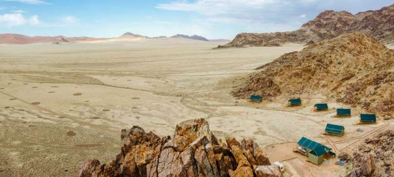 Affordable Luxury in Namibia (11 days)