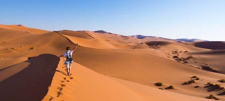 11-day Affordable Namibian experience