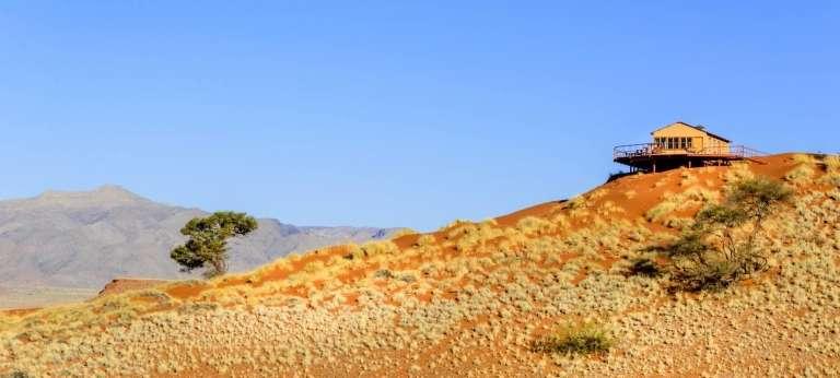 Namib Dune Star Camp - Africa Wildlife Safaris