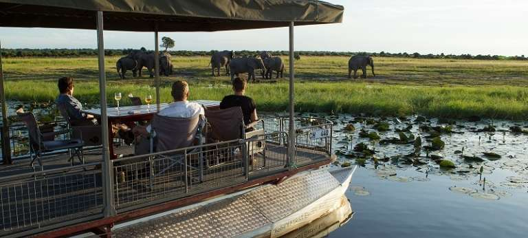 Journey through the Highlights of Southern Africa (13 days)
