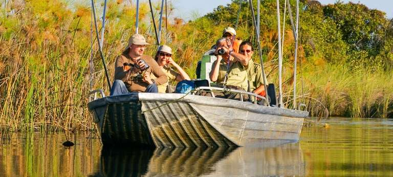 Classic Botswana Family Safari (9 days)