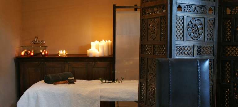 Rosa wellness spa at Olive Grove Guest House, Windhoek, Namibia
