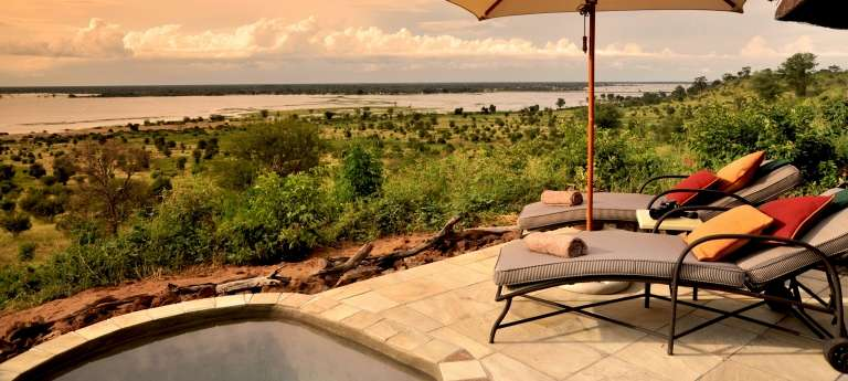 Ngoma Safari Lodge,   Chobe National Park, Botswana