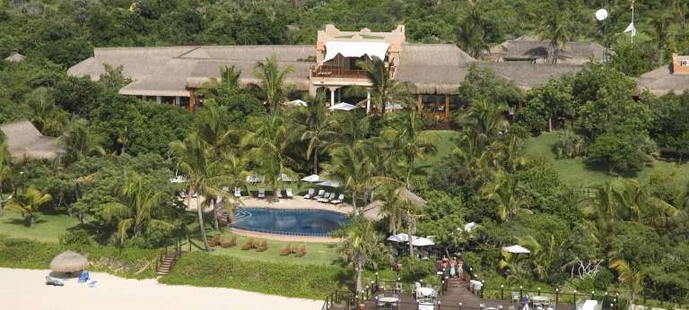 Anantara Bazaruto Island Resort and Spa, Bazaruto Archipelago, Mozambique