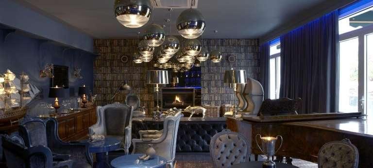 Majeka House Lounge Area