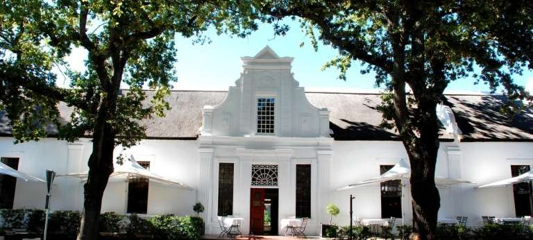 Majeka House in Stellenbosch, South Africa