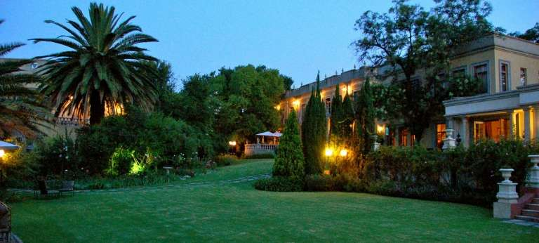 Fairlawns Boutique Hotel & Spa Garden in Sandton, South Africa