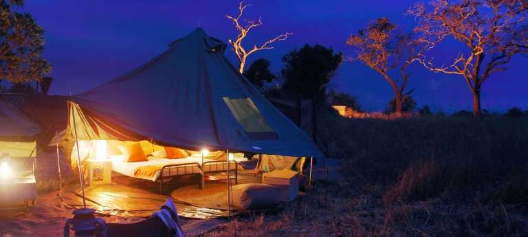 Wayo Green Camp Walking Safaris in Tanzania