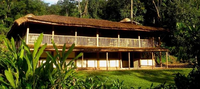 Buhoma Lodge in Bwindi, Uganda