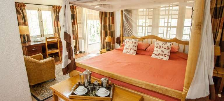 The Boma Entebbe - African Wildlife Safaris
