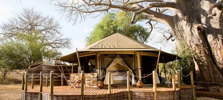 Sanctuary Swala Camp, Tarangire, Tanzania - African Wildlife Safaris