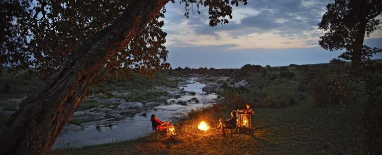 Spectacular July to September Wildebeest River Crossings  (10 days)