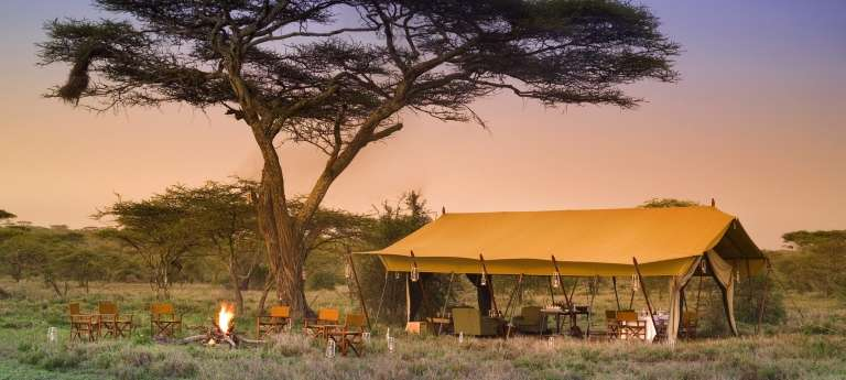 Serengeti Under Canvas Outdoor Delights in Serengeti National Park, Tanzania