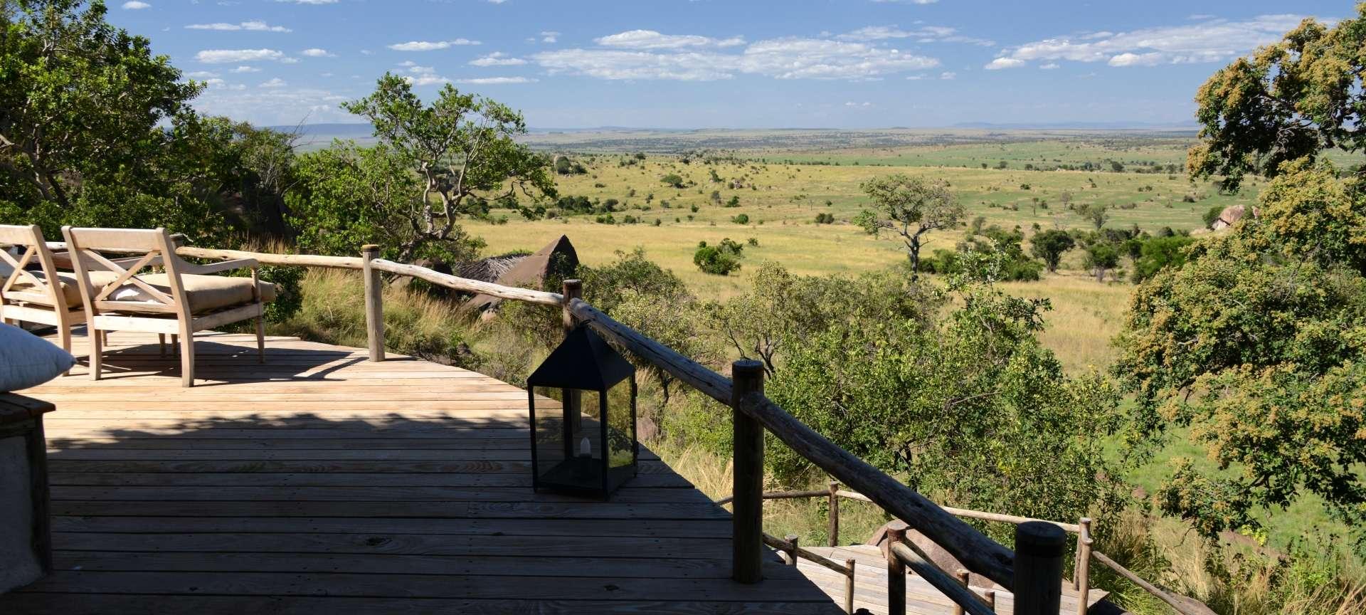 Nomad Tanzania - Lamai Serengeti