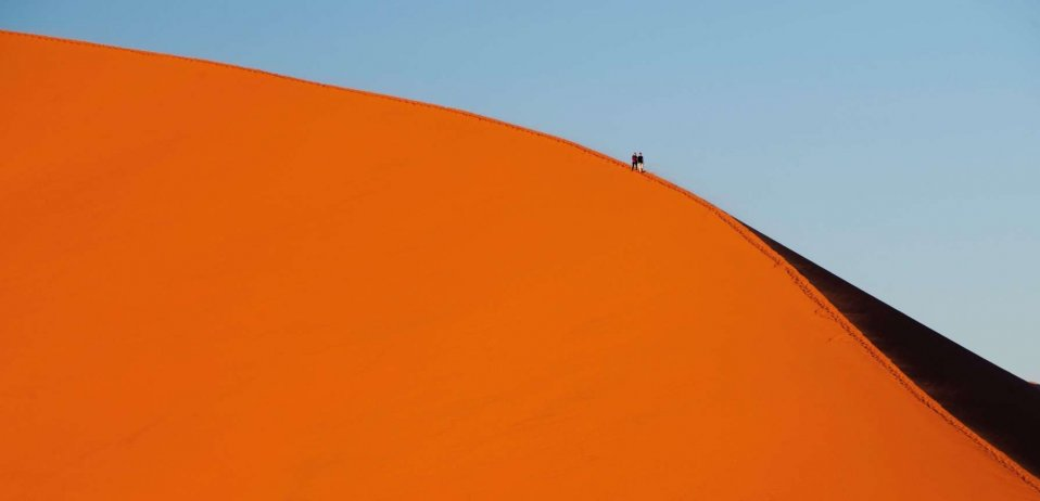 Things to do in namibia sossusvlei dunes
