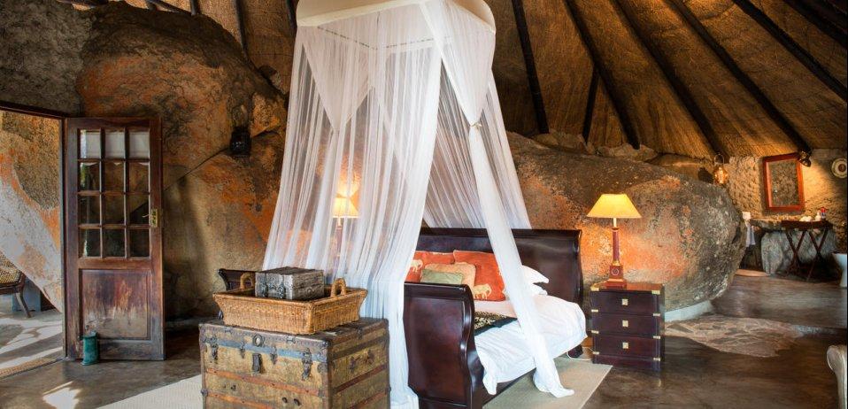 Amalinda lodge matobo national park zimbabwe