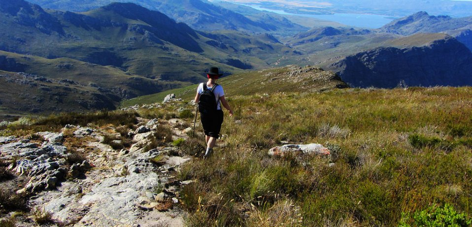 Hiking trails in south africa safari
