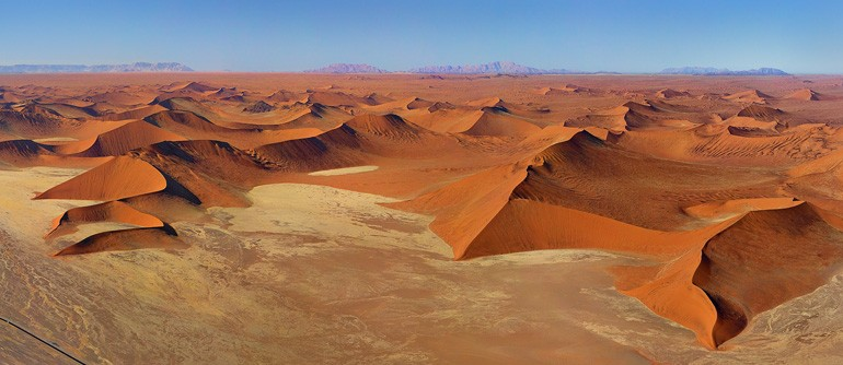 namib desert namibia safari sand dunes